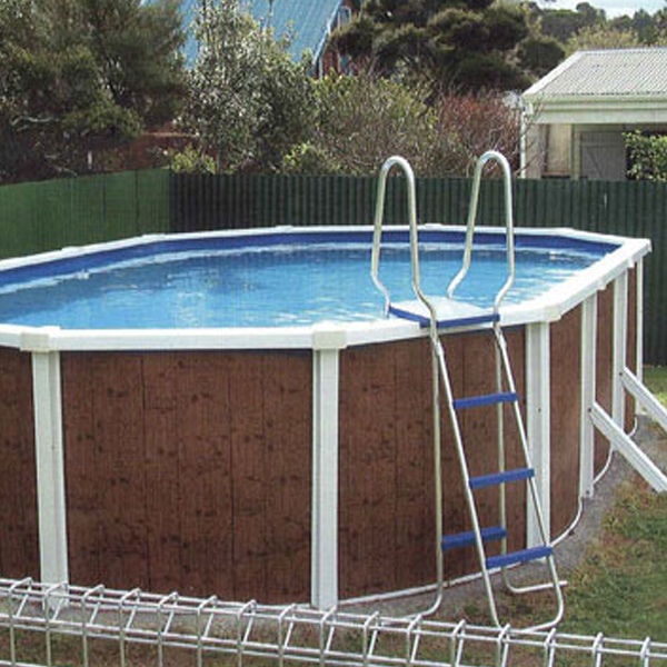 Big Six Pools Round Pool And Pump World Ashburton